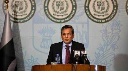 UN has a 'responsibility' to resolve Kashmir issue: Pakistan