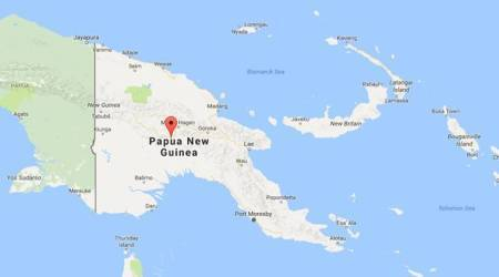 6.0-magnitude quake hits off Papua New Guinea