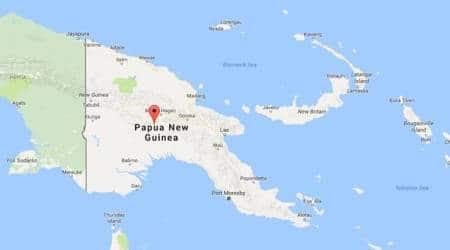 6.0-magnitude quake hits off Papua NewGuinea