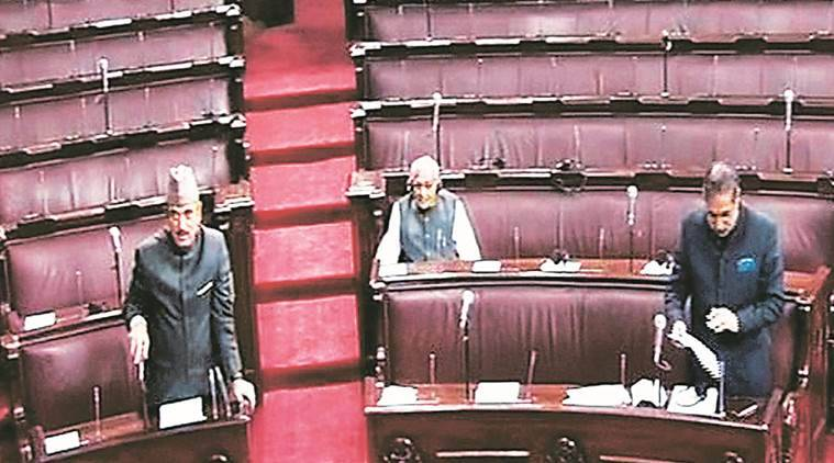 Parliament, Parliament attendance, demonetisation, demonetisation news, demonetisation-Parliament, Parliament adjournments, parliament proceedings disruptions, India news, Indian Express