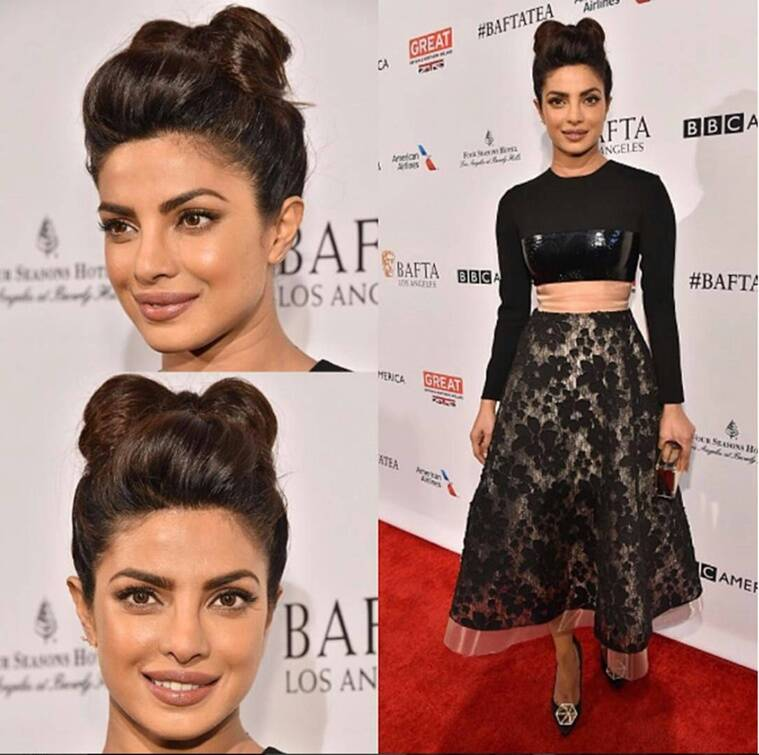 Priyanka Chopra in Anita Ko. (Source: celebrities.worldwide/Instagram)