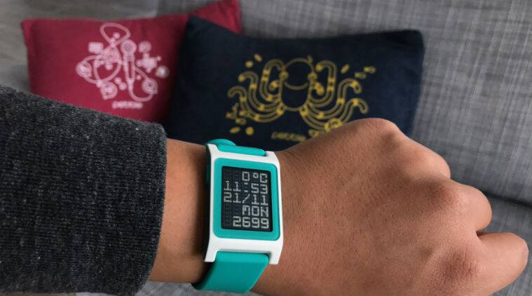 Fitbit, Pebble, Pebble smartwatch, Fitbit acquires Pebble, Fitbit to buy pebble, Pebble fitness tracker, Fitbit fitness tracker, Fitbit Flex 2, wearables, fitness wearables, smartwatches, technology, technology news