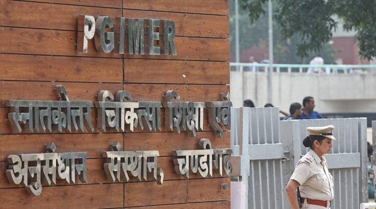 pgimer, pgi chandigarh, pgimer doctor appointment, pgimer director appointment recommendations, national commission for sc st, chandigarh news