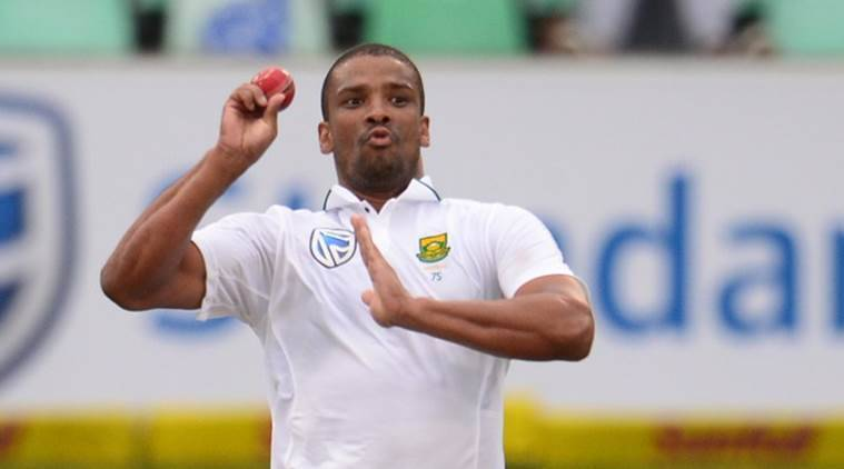 Philander Fit for Lord's Test