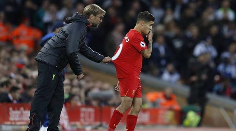 liverpoo, jurgen klopp, phillippe coutinho, coutinho, barcelona, real madrid, football news, sports news