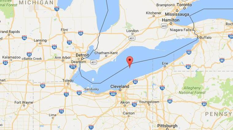 Plane dissapears, US plane dissapears, latest news, India news, Plane carrying 6 disappears, Lake Erie near Cleveland, International news, World news