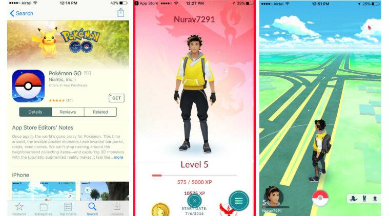 Pokemon GO india, pokemon go launched in india, pokemon go how to play, pokemon go guide, how to play pokemon go, what are pokestops, how to fight at pokemon gyms, how to catch pokemon, how to catch pikachu, reliance jio, jio 4G, pokemon go beginners guide, mobile games, technology, technology news