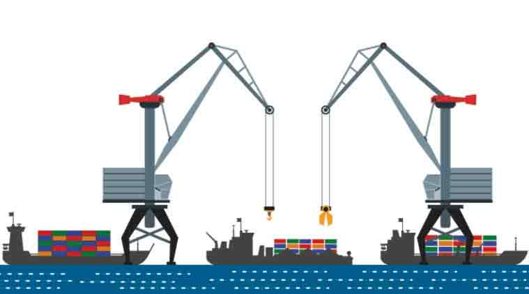 Gujarat, Ernst & Young, Gujarat new port policy, indian shipping industry, investment in shipping industry, port development, ports in Gujarat, port development, gujarat news