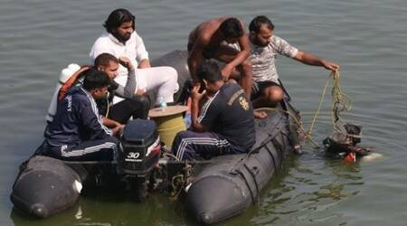 Mumbai: Three drown, five rescued as boat capsizes in Powai lake