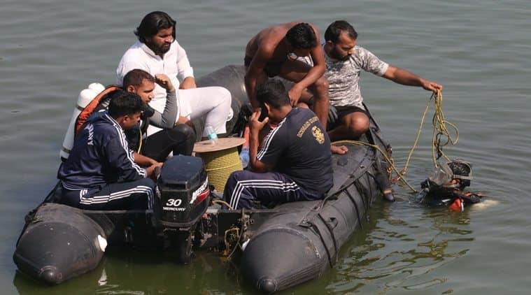powai lake, BMC orders, boating ban, boating banned, powai lake boating ban, powai lake boat mishap, mumbai lake boat accident, india news, indian express news
