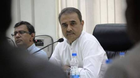 Senior NCP leader Praful Patel denies speculation on NCP joining NDA