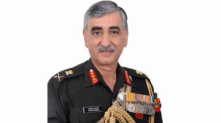 Lt General Praveen Bakshi, bakshi, parrikar, manohar parrikar, bakshi meet parrikar, bakshi resign, resignation, army, bipin rawat, defence, defence ministry, indian express news, india news