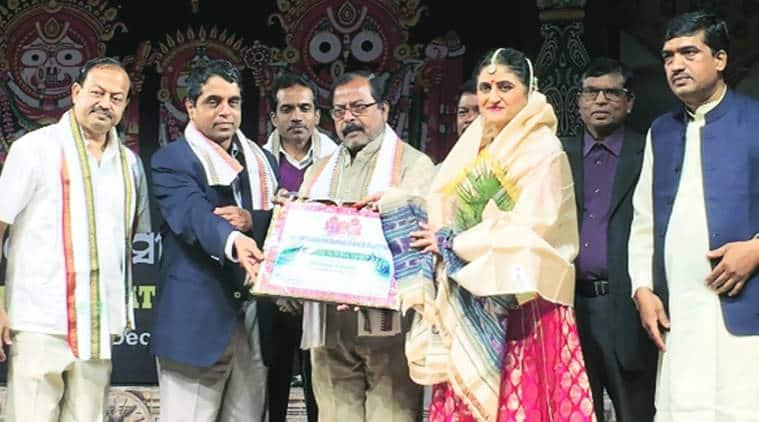 Prerana Deshpande, Prerana Deshpande Devadasi national award, Devadasi award, devadasi national award, pune, pune news, pune devadasi national award, indian express, india news