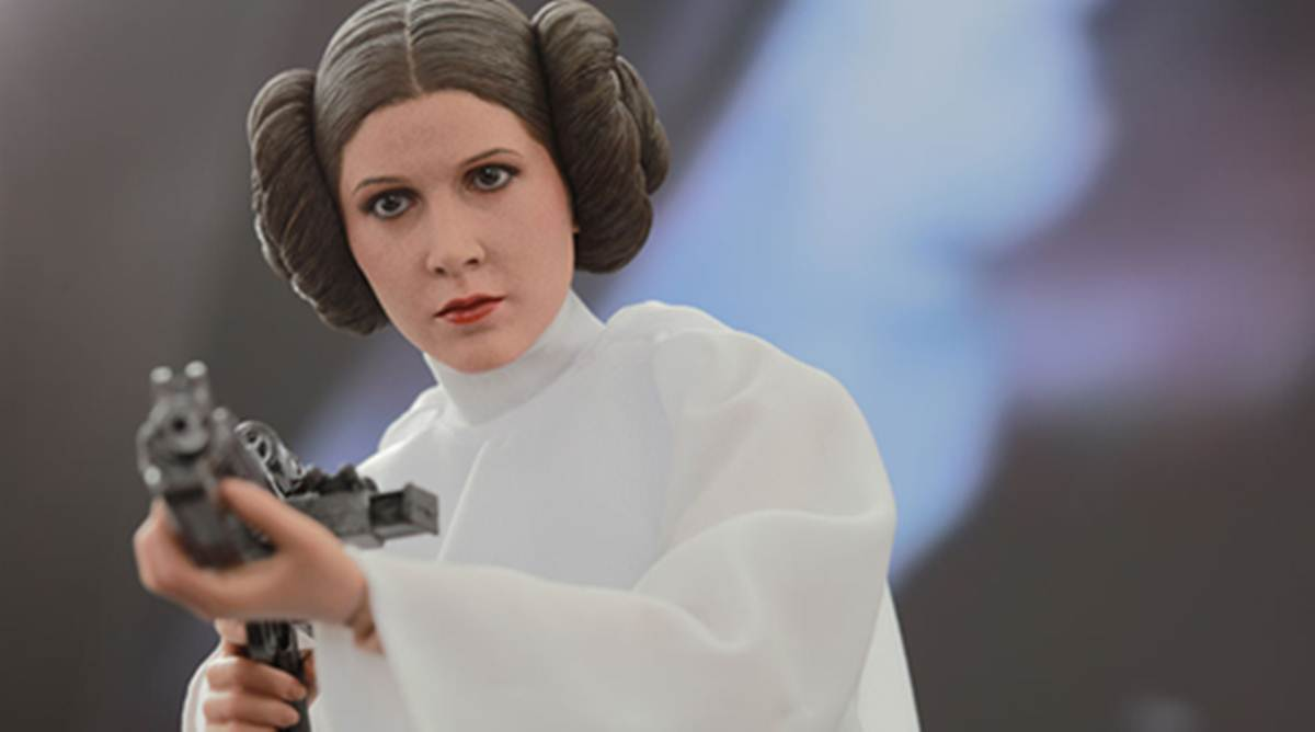 Princess Leia Taught A Generation Of Women They Did Not