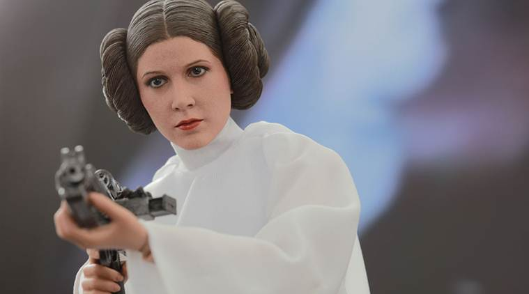 Carrie Fisher, Carrie Fisher death, Princess Leia, Princess Leia Carrie Fisher