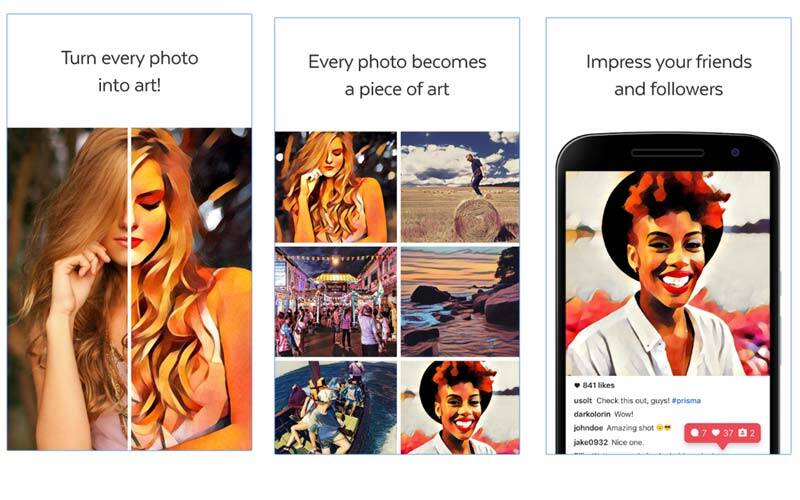 Prisma, Prisma update, Prisma location based feed, primsa photo feed, Prisma free aspect ratio, Prisma new features, iOS, Android, photo editing app, technology, technology news