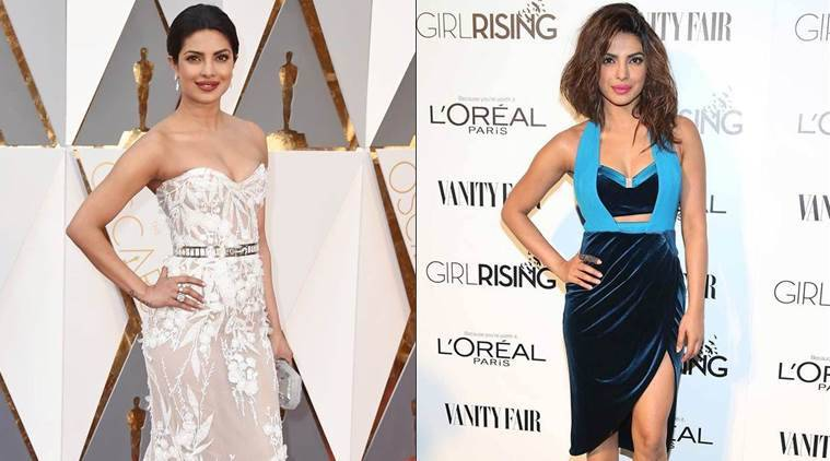 For Priyanka Chopra, things changed when leading American fashion stylist Cristina Ehrlich started working her magic on the Indian beauty. (Source: AP)