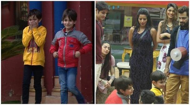 bigg boss 10 highlights, bigg boss 10 yesterday episode, bigg boss updates, priyanka meets children, priyanka jagga children