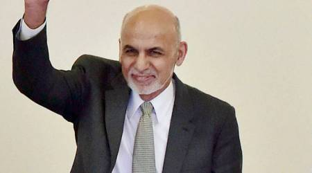 Afghan President Ashraf Ghani to talk security with PM Modi today