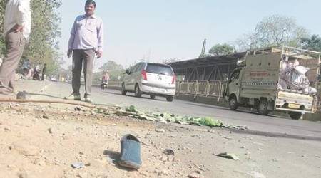 Ludhiana: 47-yr-old dies in accident, kinprotest