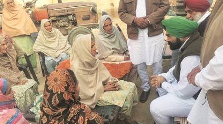 Punjab: Farmer, his 3 kids go missing, his mother suspectssuicide
