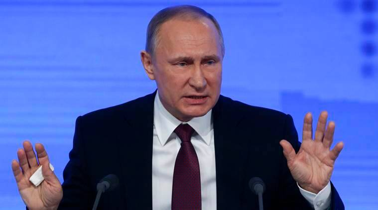 putin,  russia election hack, US elections, GOP Putin, barack obama putin, putin election hack, US elections, Trump, Donald trump, US military, putin, putin trump, putin on trump, trump tweet, US military, US military trump, donald trump Vladimir putin nuclear weapon, latest news, latest world news