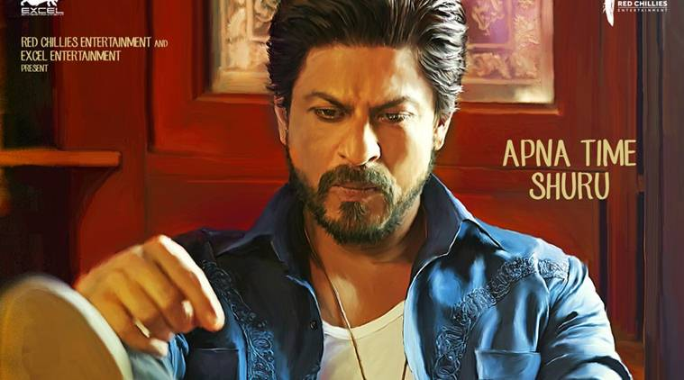Raees trailer has created a buzz and fans are excited to watch the flick.
