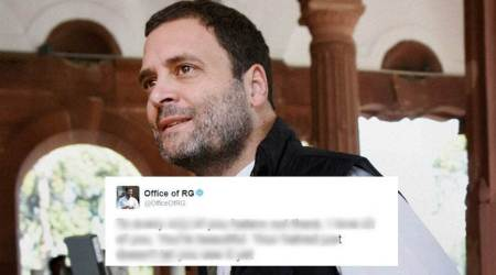 hacking Rahul Gandhi's Twitter and email accounts, Randeep Surjewala, National Herald case, BJP National Secretary Shrikant Sharma, Ministry of Electronics and Information Technology, MeitY, India news, latest news