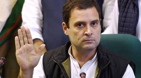Out of my mind: Memo for Rahul Gandhi