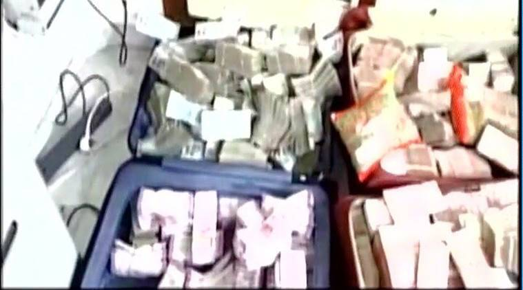 Delhi law firm searches yield Rs 2.60 cr in new currency notes
