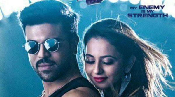 Pareshanura song promo from Dhruva getting a lot lot attention on the internet.