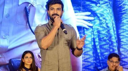 Ram Charan overwhelmed by Chiranjeevi fans' love and support