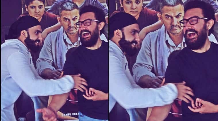 Ranveer Singh, Aamir Khan, Aamir Khan film, Aamir Khan latest film, Ranveer Singh dangal, Ranveer Singh aamir khan