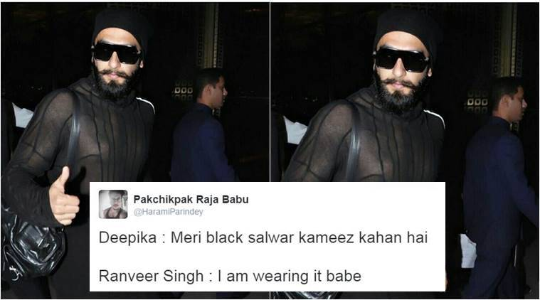 Ranveer Singh's picture goes viral again