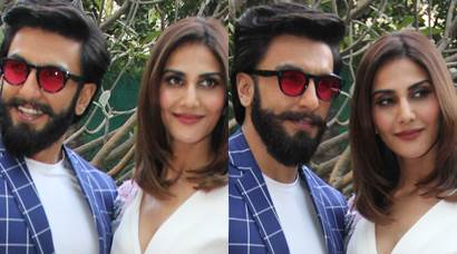 Ranveer Singh and Vaani Kapoor are totally Befikre as they go anti-love