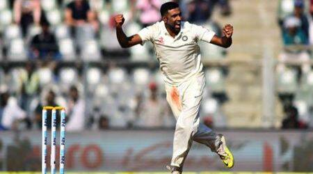 Ashwin pulls things back after Jennings-Ali stand