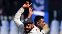 Stats: Ashwin overtakes Srinath's tally of 236 wickets