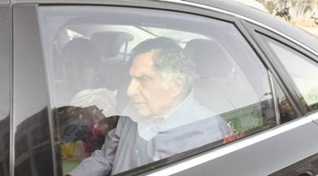 ratan tata, tata rss, tata at rss headquarters, bjp ratan tata, rss ratan tata, ratan tata meets mohan bhagwat, mohan bhagwat ratan tata, india news, indian express news