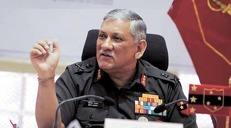 Army new post, CDS, chief of defence staff, Army chief gen bipin rawat, bipin rawat, army chief, defence ministry, integration between defence ministry, india news, indian express news