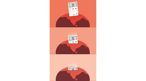 demonetisation, cash crunch, new currency, black money, real estate fall, real estate, chandigarh, jharkhand, mumbai, delhi, punjab, Gujarat, market, property deal, property registration, property sale decline, real estate, indian express news, india news, economy