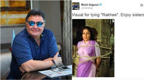 73d23847 2016's social media stars: These hilarious tweets by Rishi Kapoor prove why  he ruled Twitter this year | Trending News, The Indian Express