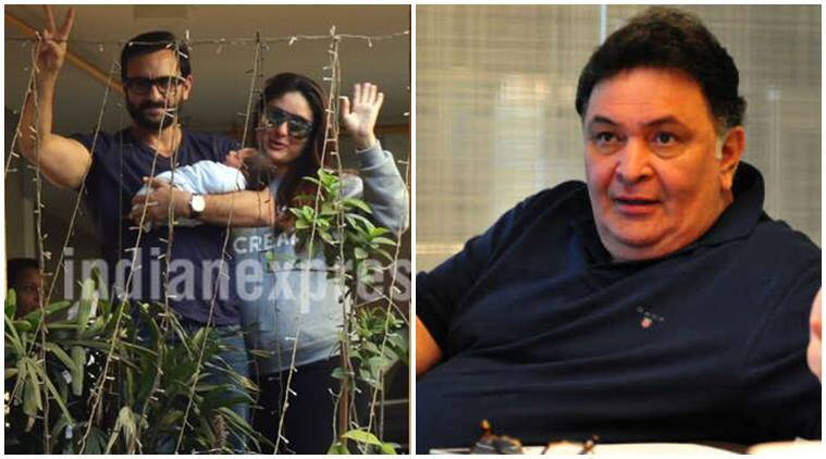 Rishi Kapoor twitter, trolling Taimur, rishi kapoor slams twitterati, rishi kapoor angry, kareena saif taimur, twitter taimur trolls, rishi kapoor tweets, rishi kapoor twitter, rishi kapoor, kareena child name, taimur, taimur ali khan, saif ali khan taimur, bollywood news, bollywood updates, entertainment news, indian express news, indian express