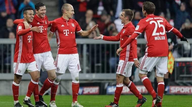 23713f233 Germany Soccer Bundesliga. Germany Soccer Bundesliga. Arjen Robben ...