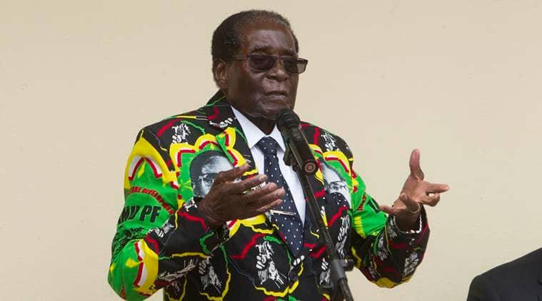 Zimbabwe, Zimbabwe Mugabe, mugabe, Robert mugabe, mugabe wife, grace mugabe, grace mugabe accident, latest news, latest world news