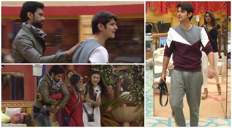 bigg boss 10, rohan mehra, bigg boss unfair rohan mehra, swami om rohan mehra fight, rohan mehra nominated, rohan mehra punished, rohan support, swami om ear pain, swami om drama, swami om breaks rule, bigg boss favour swami om, swami om, rohan mehra father reaction, rohan mehra father on swami om, penalty, bigg boss contract breach, contract breach penalty, bigg boss 10 news, bigg boss 10 updates, television news, television updates, entertainment news, indian express news, indian express