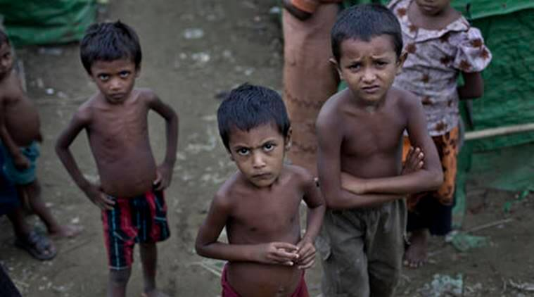sheikh hasina, bangladesh rohingya, rohingya issue, rohingya muslims, rohingya myanmar, rohingya bangladesh, bangladesh news, world news, latest news, indian express