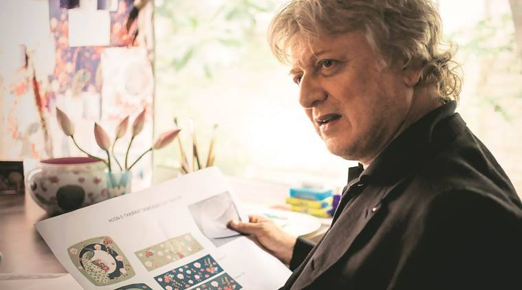 Fashion Designer Rohit Bal Arrested From Defence Colony Following Fight With Neighbour Cities News The Indian Express