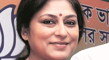 Narada scam, Narada sting, Bengal CM Mamata Banerjee, Mamata Banerjee on Narada scam, Roopa Ganguly, Roopa Ganguly slams Mamata Banerjee, Roopa Ganguly slams TMC leaders, indian express news