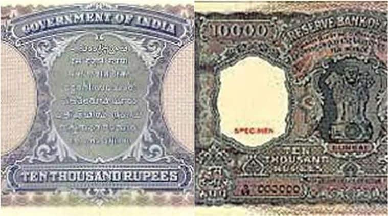 demonetisation, demonetisation rs 1000 rs 500, rs 10,000 notes, demonetisation rs 10,000 notes, dubai indian man rs 10,000 note, indian express, indian express news, trending, viral