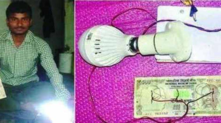 demonetisation, demonetisation notes, demonetisation modi, demonetisation bjp, odisha youth generates electricity with old rs 500, old rs 500 otes generates electrcity? bizarre trending, bizarre and trending in india, india demonetisation, indian express, indian express news